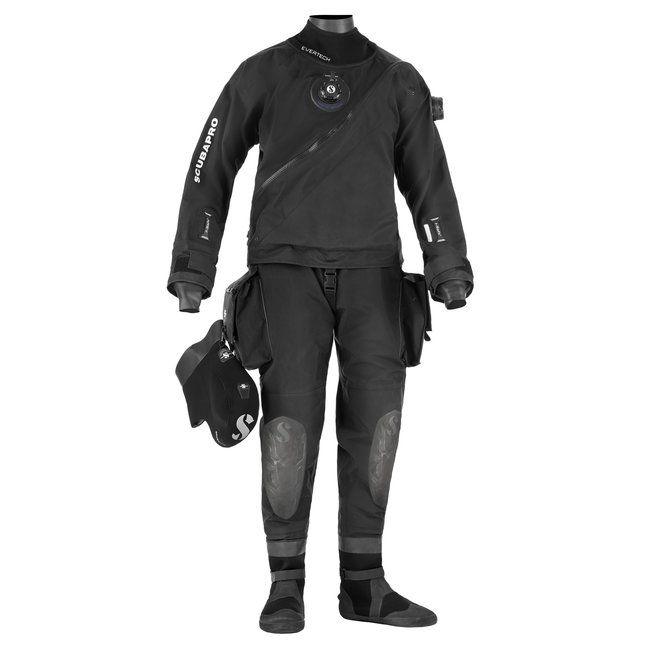 Scubapro Evertech dry Breathable
