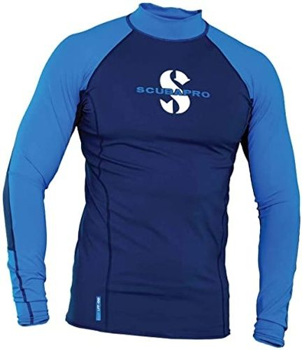 Scubapro UPF 80 T-Flex Long Sleeve Rash Guard Men
