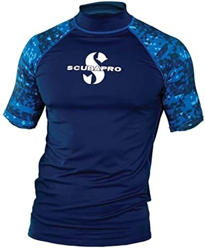Scubapro UPF 50 Short Sleeve Rash Guard Men