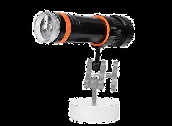 OrcaTorch video svítilna D950V