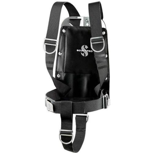 Scubapro X-Tek Pure Tek Harness se zádovou deskou a mezinožním popruhem