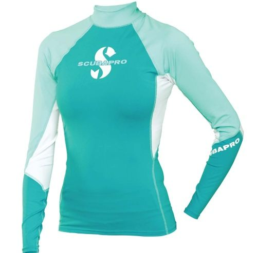 Scubapro UPF 80 T-Flex Long Sleeve Rash Guard Women