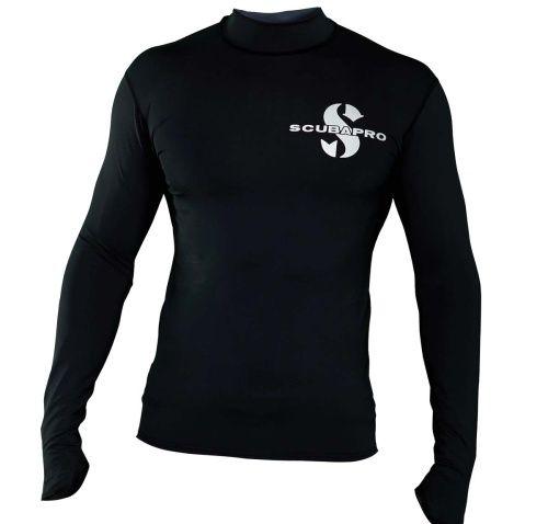 Scubapro UPF 50 Swim Long Sleeve Rash Guard Men
