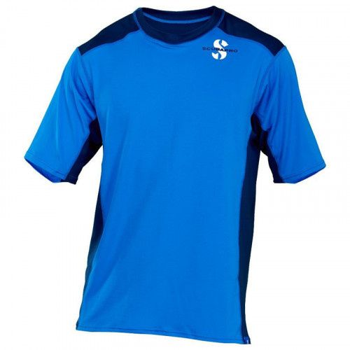 Scubapro UPF 50 Chanel Flow Short Sleeve Loose Fit Men