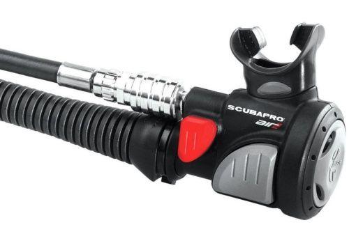 Scubapro Air 2 – 5th generation - alternativní zdroj vzduchu
