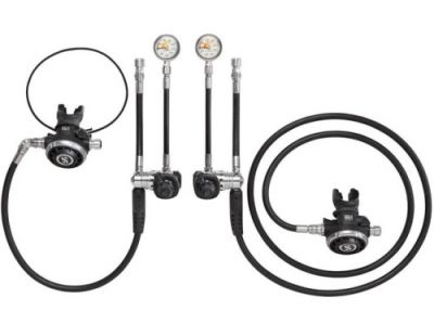 Scubapro Sidemount Regulator Kit