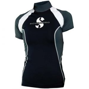 Scubapro UPF 80 T-Flex Short Sleeve Rash Guard Women