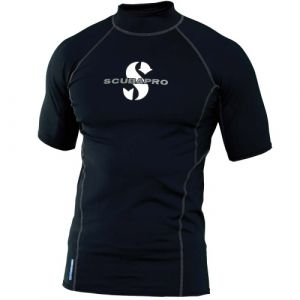 Scubapro UPF 80 T-Flex Short Sleeve Rash Guard Men