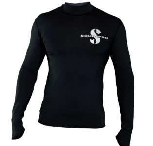 Scubapro UPF 50 Swim Long Sleeve Rash Guard Men